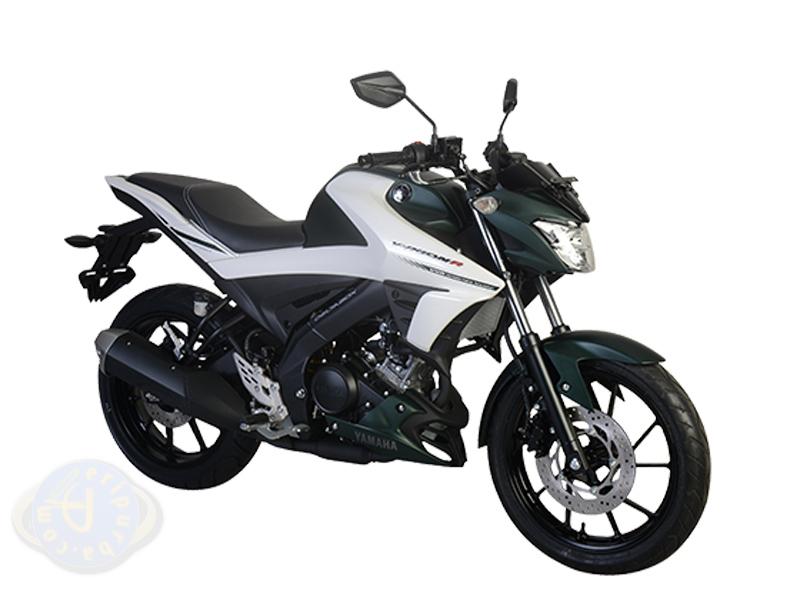 Yamaha Vixion R 2017 Warna Putih