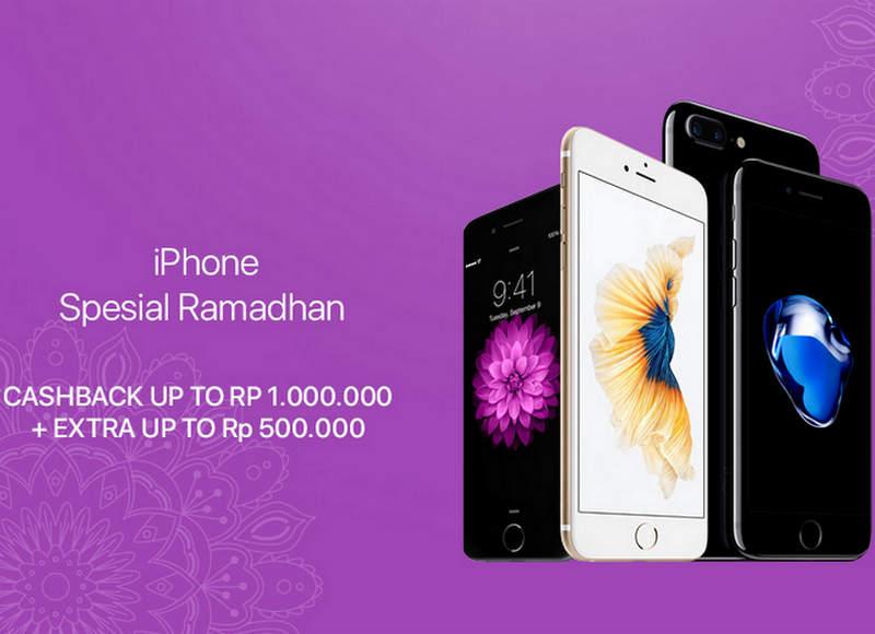 Daftar Harga Promo HP Android dan iPhone