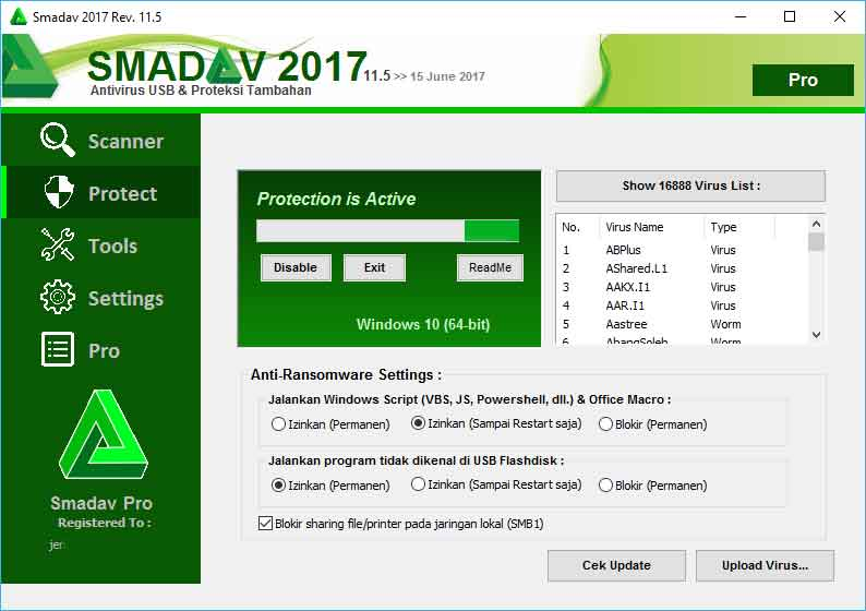 Download Antivirus Smadav Terbaru Versi 11.5 Terbaru