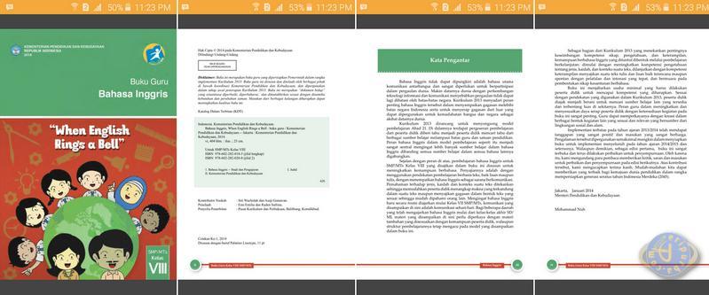 Download Buku BSE SMP Kelas 8 Gratis