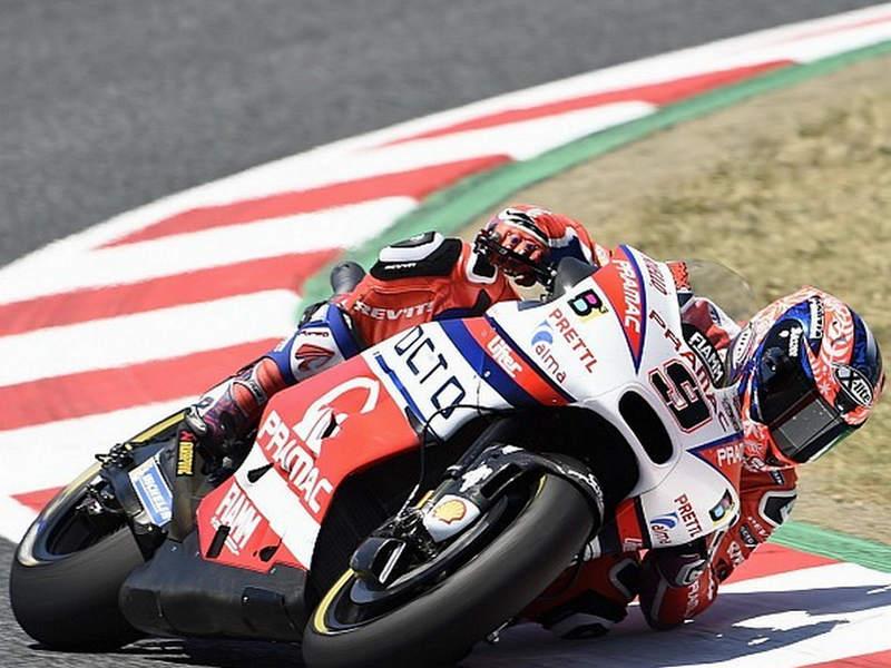 Hasil FP1 MotoGP Belanda 2017 - Petrucci Tercepat