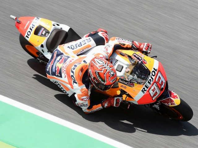 Hasil FP1 MotoGP Catalunya 2017, Marquez Tercepat