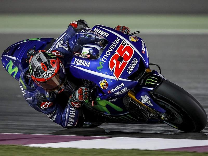 Hasil FP2 MotoGP Belanda 2017 - Vinales Tercepat