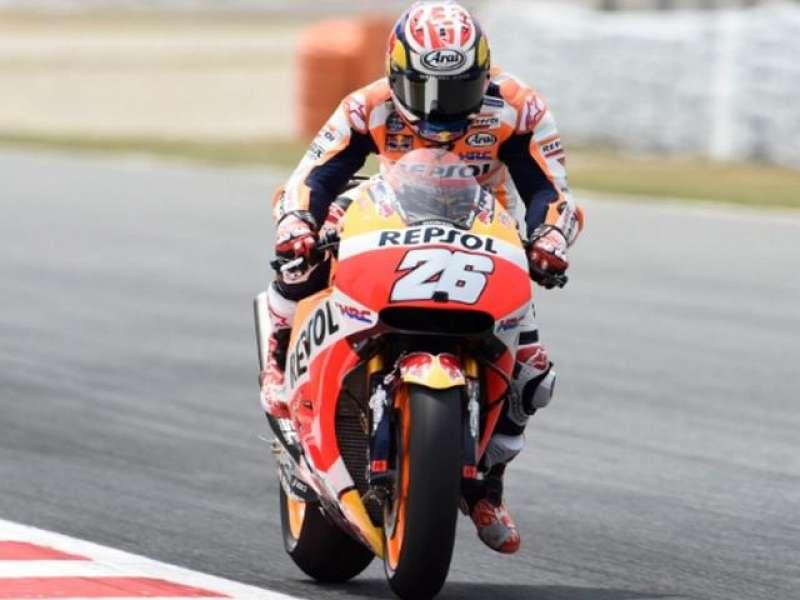 Hasil Kualifikasi MotoGP Catalunya 2017, Pedrosa Pole Position