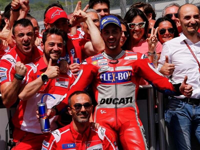 Hasil MotoGP Catalunya 2017 Tadi Malam Di Trans7