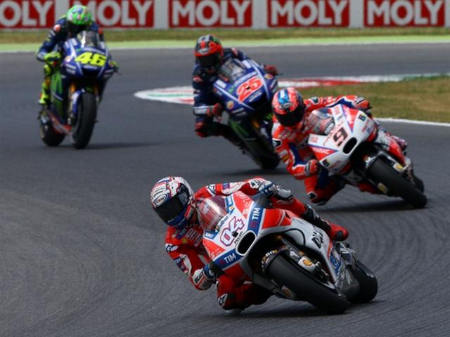 Hasil MotoGP Mugello 2017