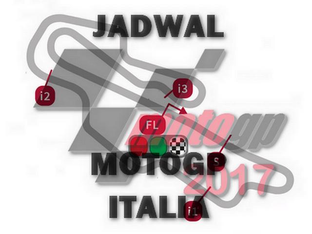 Jadwal MotoGP Italia 2017