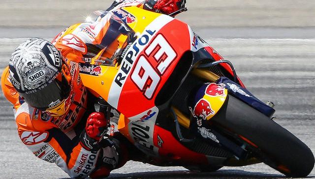 Marc Marquez Tercepat Di Sesi Latihan Bebas 2 MotoGP Catalunya 2017