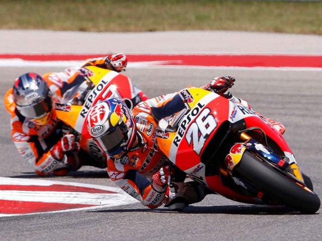 Marquez Siap Bertarung Dengan Pedrosa Di MotoGP Italia
