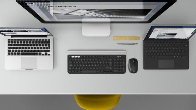 Mouse Wireless Logitech Terbaru Bisa Kendalikan 3 PC