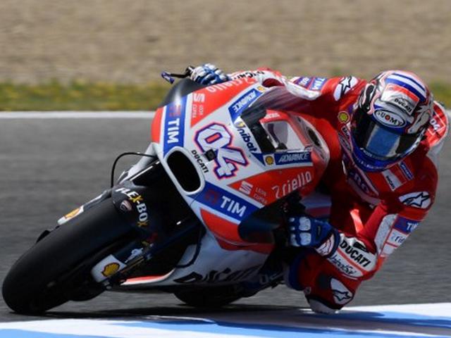 Pebalap MotoGP Ducati Andrea Dovizioso