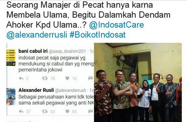 Tagar Boikot Indosat Menjadi Trending Topic Di Media Sosial