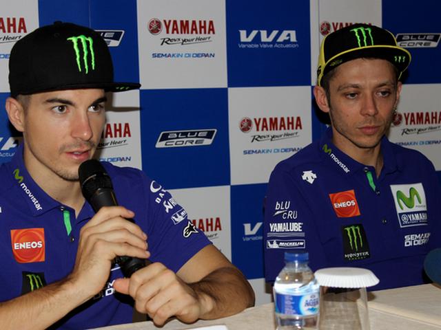 Vinales Tantang Rossi Di MotoGP Italia 2017