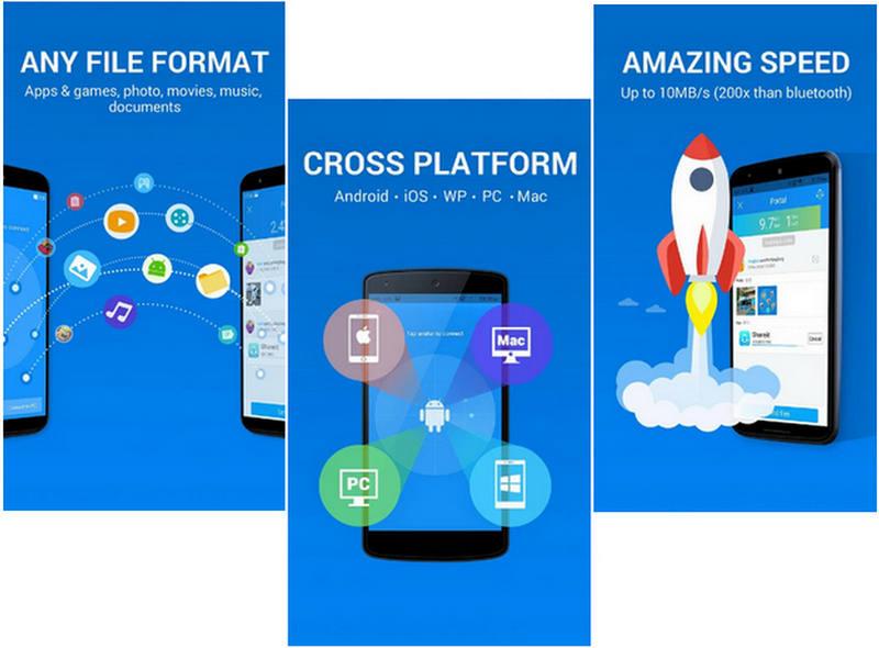 Cara Transfer Foto Dari iPhone Ke Ponsel Android Dengan Aplikasi SHAREit