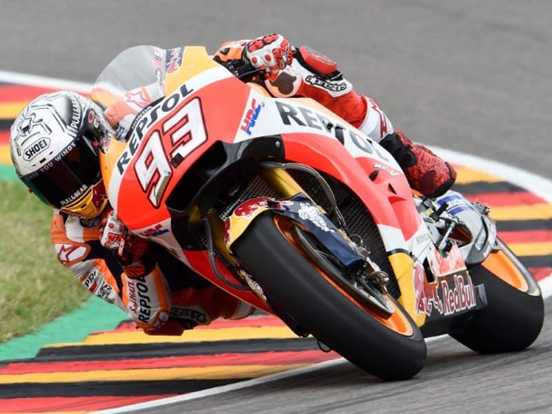 Hasil FP3 MotoGP Jerman 2017, Marquez Tercepat