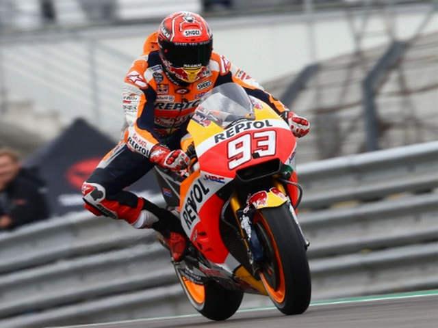 Hasil FP4 MotoGP Jerman 2017, Marquez Tercepat