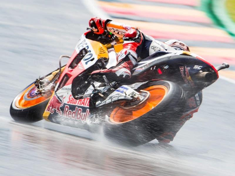 Hasil Kualifikasi MotoGP Jerman dan Posisi Start MotoGP Malam Ini