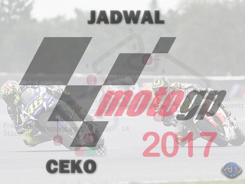 Jadwal MotoGP Ceko 2017 Di Trans7