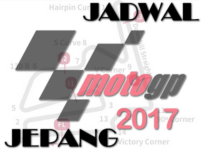 Jadwal MotoGP Jepang 2017