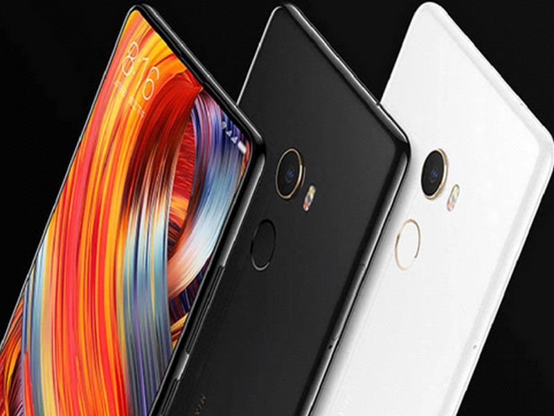 Xiaomi Mi Mix 2 Dual SIM 4G yang Cepat
