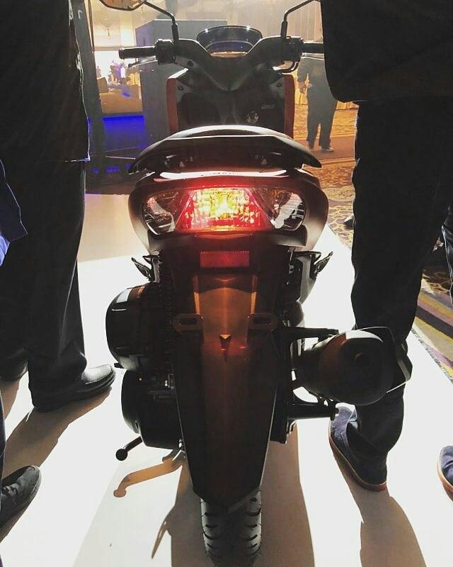 Spesifikasi Yamaha Lexi 125