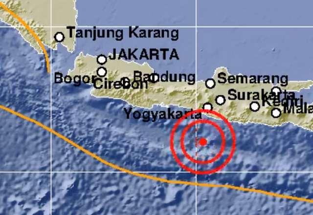 Gempa Hari Ini Di Yogyakarta - BMKG