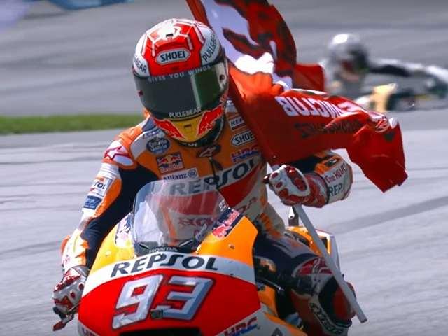 Marc Marquez Masih Pimpin Klasemen MotoGP 2018 Jelang GP San Marino