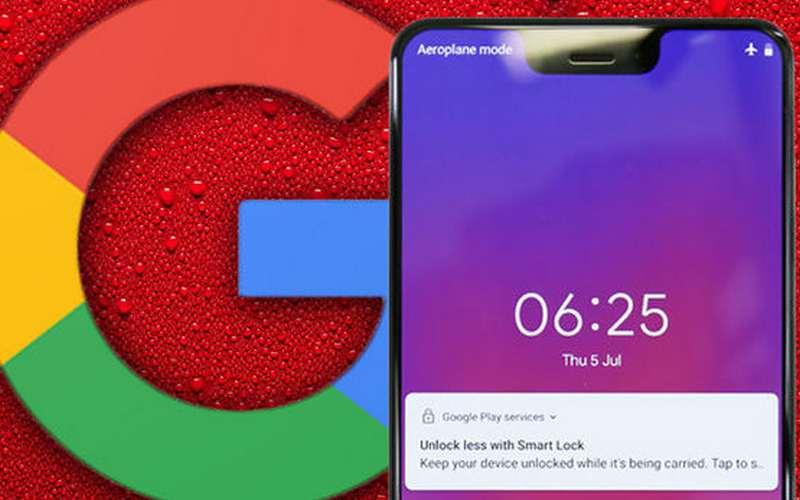Bocoran Gambar Google Pixel 3