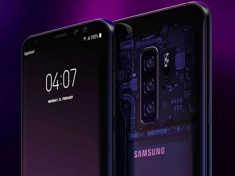 Fitur dan Spesifikasi Samsung Galaxy S10