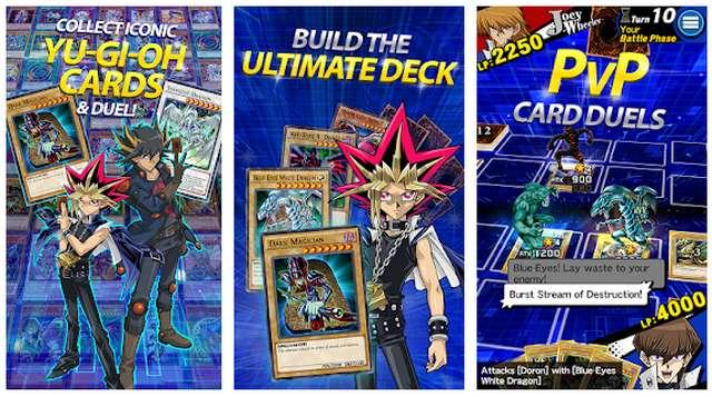 Game Kartu Keren Yu-Gi-Oh! Duel Links