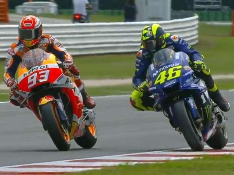 Hasil FP1 MotoGP San Marino Rossi dan Marquez Terpuruk