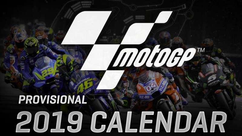 Jadwal dan Kalender MotoGP 2019