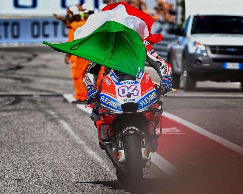 Hasil MotoGP Misano San Marino 2018 Dovi Juara
