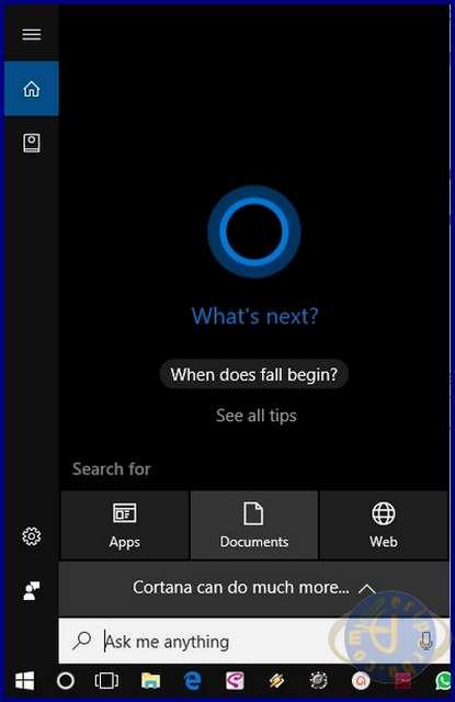 Mencari File Di Windows 10 Dengan Bantuan Cortana