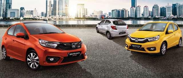 PT Honda Prospect Motor Resmi Umumkan Harga Honda Brio