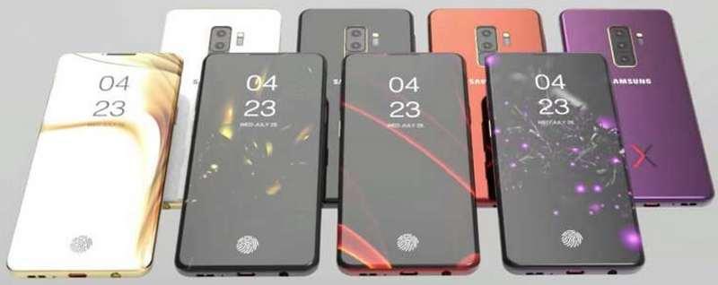 Pilihan Warna Samsung Galaxy S10