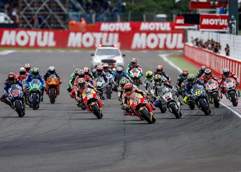 Susunan Dan Nama Pebalap MotoGP 2019