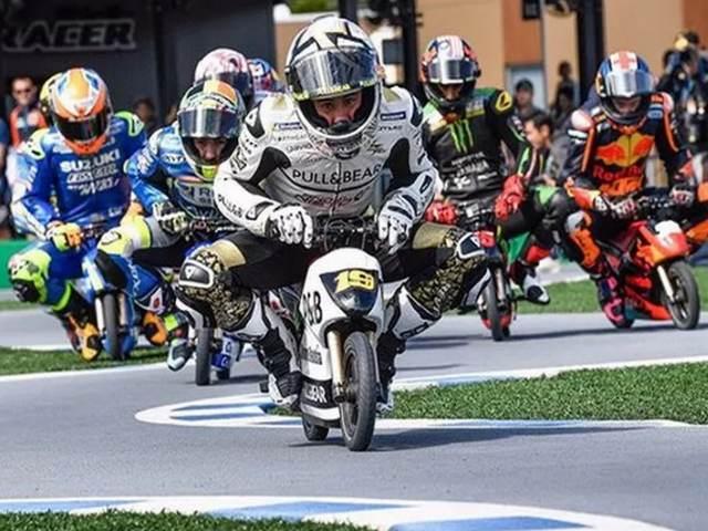 Ajang MotoGP Mini Jelang GP Jepang 2018