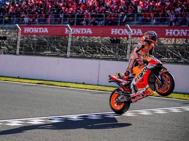 Hasil MotoGP Jepang Marc Marquez Juara