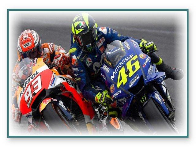 Marc Marquez Pecahkan Rekor Valentino Rossi Sebagai Pembalap Termuda
