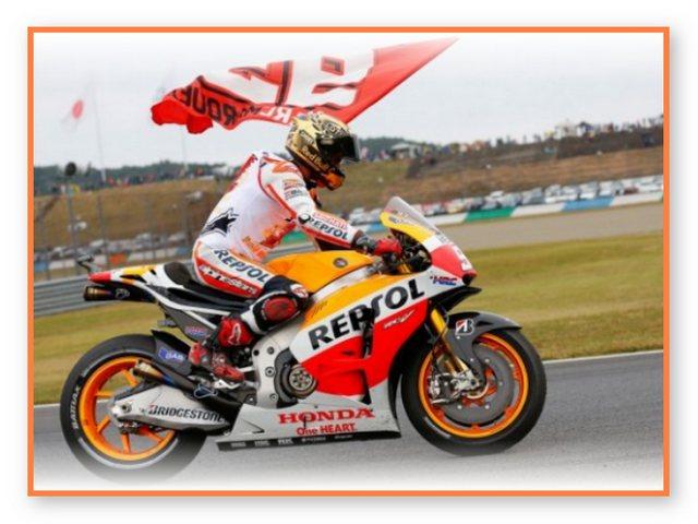 Marquez Kunci Gelar Juara Dunia Di MotoGP Jepang