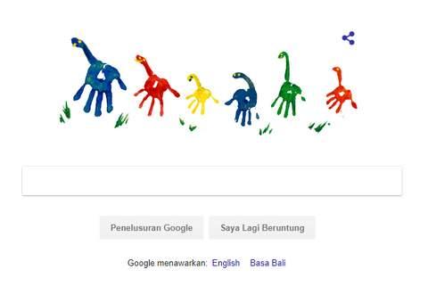 Google Peringati Hari Ayah