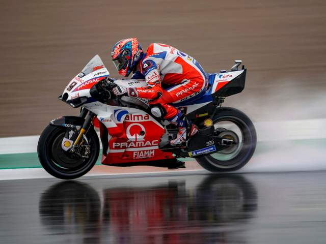 Hasil FP1 MotoGP Valencia 2018 Petrucci Tercepat