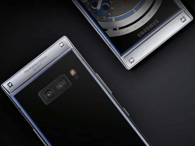 Kamera Samsung W2019