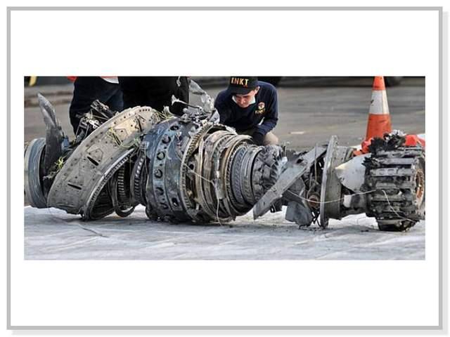 Misteri Jatuhnya Pesawat Lion Air JT 610