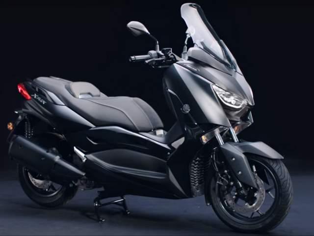 Perbedaaan Yamaha XMAX IRON MAX