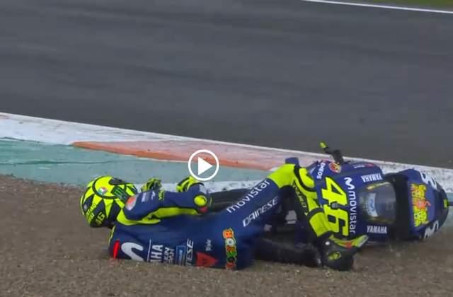 Hasil lengkap FP3 MotoGP Valencia.