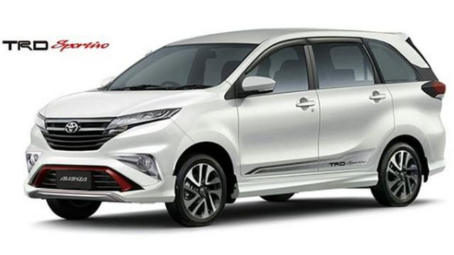 Eksterior Avanza 2019 mirip Toyota All New Rush