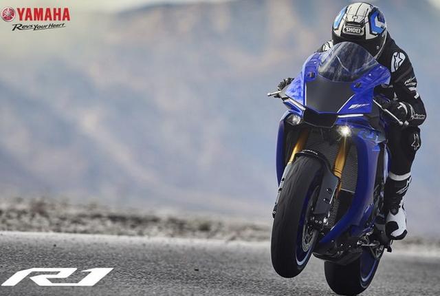 Gambar Yamaha YZF-R1