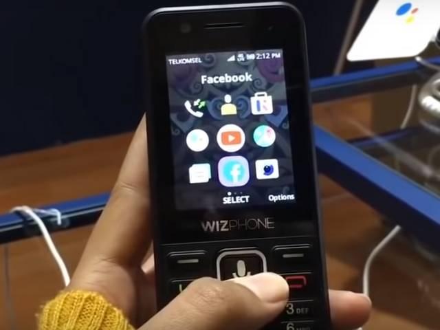 HP Murah WIZPHONE